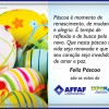 Cartao Pascoa Affaf