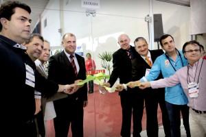 Abertura Oficial da Exponaf 2014