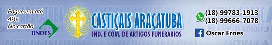 Castiçais Araçatuba