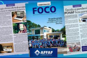 Leia agora a Revista Funerária em Foco #18